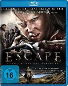 Escape - Vermächtnis der Wikinger (Blu-ray), Blu-ray Disc