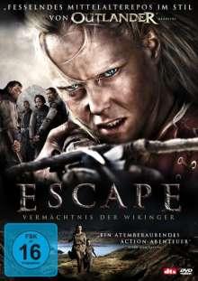 Escape - Vermächtnis der Wikinger, DVD