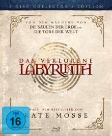 Das verlorene Labyrinth (Special Edition) (Blu-ray), 2 Blu-ray Discs