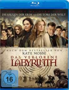 Das verlorene Labyrinth (Blu-ray), 2 Blu-ray Discs