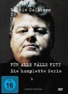 Für alle Fälle Fitz Season 1-4 (Gesamtausgabe), 11 DVDs