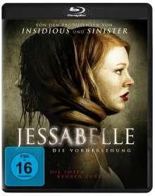 Jessabelle (Blu-ray), Blu-ray Disc