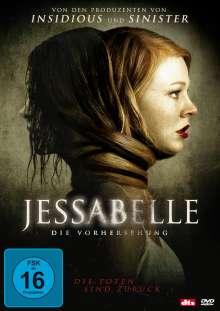 Jessabelle, DVD