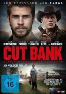 Cut Bank, DVD