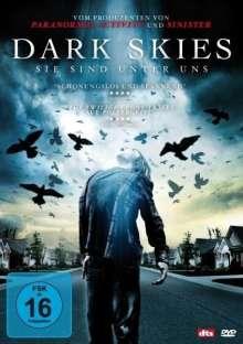 Dark Skies - Sie sind unter uns, DVD