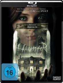 Haunter (Blu-ray), Blu-ray Disc