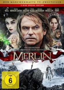 Merlin (1998), 2 DVDs