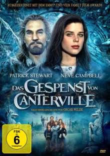 Das Gespenst von Canterville (1996), DVD