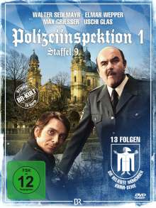 Polizeiinspektion 1 Staffel 9, 3 DVDs