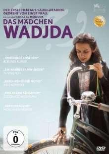Das Mädchen Wadjda, DVD