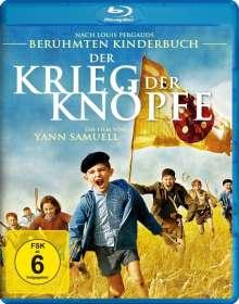 Der Krieg der Knöpfe (2012) (Blu-ray), Blu-ray Disc