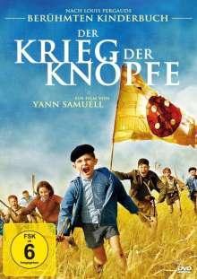 Der Krieg der Knöpfe (2012), DVD