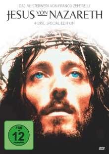 Jesus von Nazareth, 4 DVDs