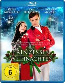 Eine Prinzessin zu Weihnachtenn (Blu-ray), Blu-ray Disc