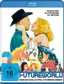 Futureworld (Blu-ray), Blu-ray Disc