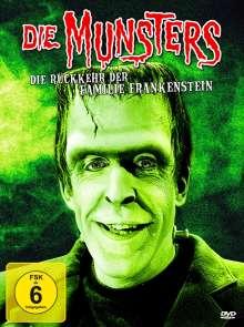 Die Munsters: Die Rückkehr der Familie Frankenstein, DVD