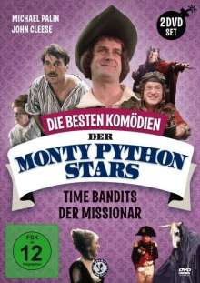 Time Bandits + The Missionary, 2 DVDs