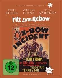 Ritt zum Ox-Bow (Blu-ray), Blu-ray Disc