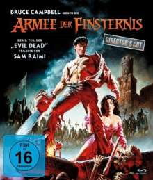 Armee der Finsternis (Director's Cut) (Blu-ray), Blu-ray Disc