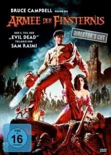 Armee der Finsternis (Director's Cut), DVD