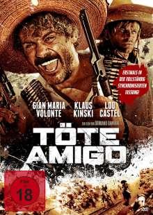 Töte Amigo, DVD