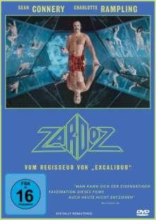 Zardoz, DVD