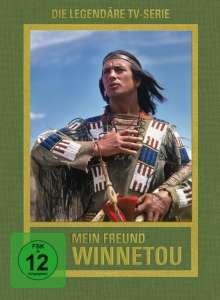 Mein Freund Winnetou (Gesamtausgabe), 3 DVDs