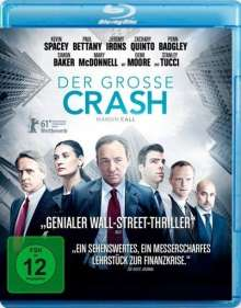 Der große Crash (Blu-ray), Blu-ray Disc