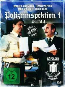 Polizeiinspektion 1 Staffel 4, 3 DVDs