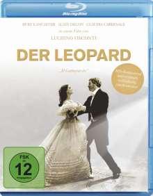 Der Leopard (komplett synchronisierte Neuausgabe) (Blu-ray), Blu-ray Disc