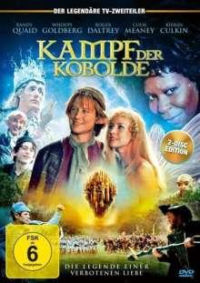 Kampf der Kobolde, 2 DVDs