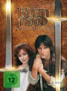 Robin Hood - Die komplette Serie, 10 DVDs