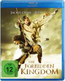 Forbidden Kingdom (Blu-ray), Blu-ray Disc