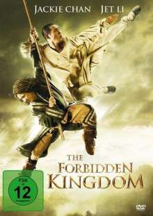 Forbidden Kingdom, DVD