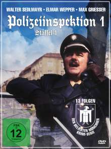 Polizeiinspektion 1 Staffel 1, 3 DVDs