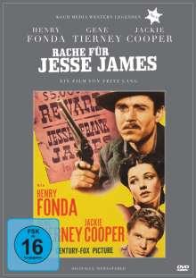 Rache für Jesse James, DVD