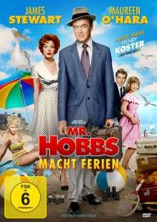 Mr. Hobbs macht Ferien, DVD
