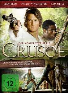 Crusoe (Komplette Serie), 4 DVDs