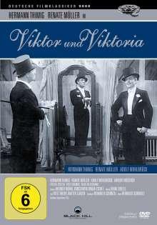 Viktor und Viktoria, DVD
