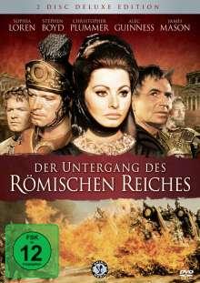 Der Untergang des römischen Reiches (Special Edition), 2 DVDs