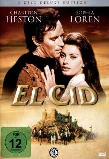 El Cid (Special Edition), 2 DVDs