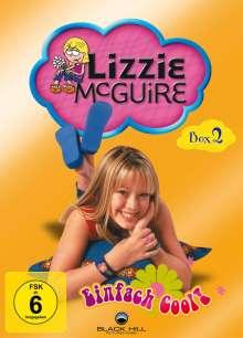 Lizzie McGuire Box 2, 4 DVDs