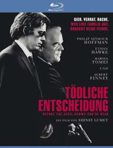 Tödliche Entscheidung - Before The Devil Knows.. (Blu-ray), Blu-ray Disc