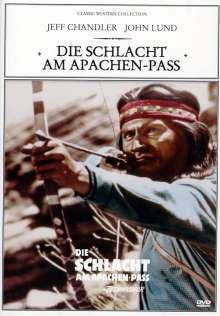 Die Schlacht am Apachen-Pass, DVD