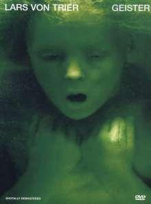 Geister I & II (Hospital der Geister I & II), 4 DVDs
