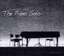 A Secret Sense: The Piano Solo, CD