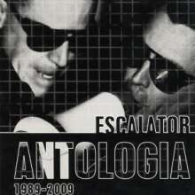 escalator: antologia 1989-2009, CD