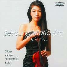 Maria Kim SeYoung: SeYoung, M: Violin Pure, CD