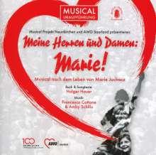 Musical: Meine Herren und Damen: Marie!, CD