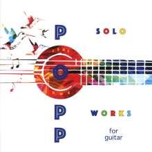 Jens-Uwe Popp: Solo Works For Guitar, CD